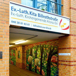 Ev. Kita Billrothstr